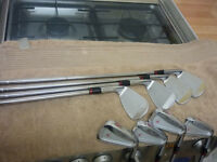 Ben Hogan Apex FTX Irons 3-PW full set. VGC