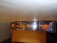 104 Star Trek dvds. New and sealed