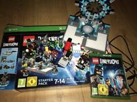 Lego Dimensions Xbox One bundle