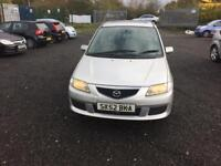 Mazda mpv for sale 2002 52 silver 260