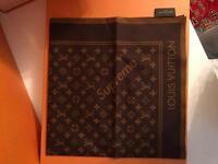 Louis Vuitton x Supreme Bandanna