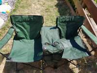 Fishing/camping chair