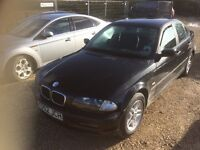 BMW 3-Series great condition, low mileage, full service history and 12MONTH MOT