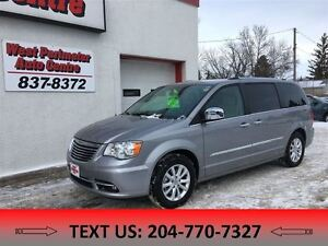 2016 Chrysler Town & Country Limited DVD, LEATHER