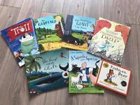 Children's books - Julia Donaldson Gruffalo author x 7 books