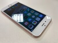 Apple iPhone 6s - 64GB - Network Unlocked - Rose Gold - 6 Month Warranty With Receipt