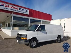 "2016 Chevrolet Express 2500 135"" WB Cargo Van, Power Windows"