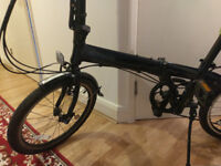 Foldable Fold Up Bike Bickerton Junction like Dahon same Frame Bike is Like new, original tires