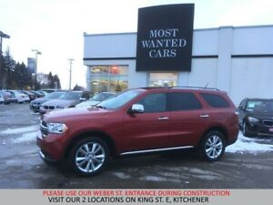 2013 Dodge Durango Crew Plus | 3.6L 4X4 | NAVIGATION | DVD | CAM