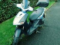 Kymco Agility City 50 Moped