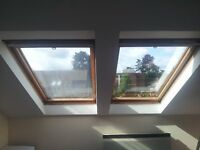 roof window glazing units for keylite and velux various sizes
