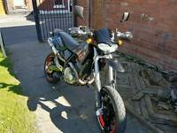 Ccm r30 supermoto 2005 reg limited edition black mamba