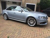 audi A4 S Line Special Addition