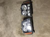 Chevrolet Avalanche head lights (pair)