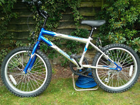 UNIVERSAL NITROGEN Mountain Town Bike Childrens Boys 6 speed