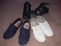 kids size 12 next shoes