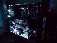 Monster PC/4K setup.