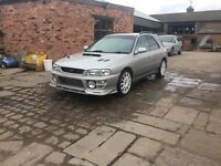 2000 Subaru Impreza WRX STI Turbo 2000 full mot tastefully modded bargain wagon
