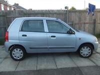 Suzuki Alto 1.1. 53 reg. £30 PER YEAR TAX. MOT just ran out.