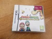 Mario and Luigi Nintendo ds