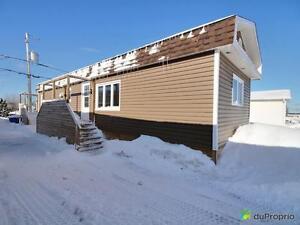 109 000$ - Maison mobile à vendre à Rimouski (Pointe-Au-Père)