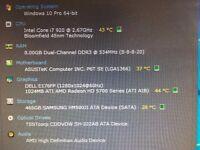 Intel i7 PC