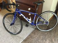 Fuji Sportif 2.3 compact road bike. Good condition. For child 10 and under.