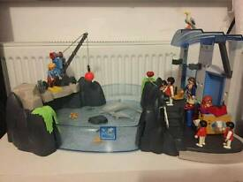 Playmobil sea life x2