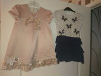 Baby Girls Beautiful 6-piece Clothing Bundle, all size 18-24 months and in excellent condition