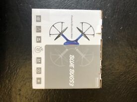 Mjx blue bugs 3 drone - brand new!!