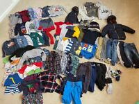 Boys clothes bundle - 73 items. Great condition. Age 2-3