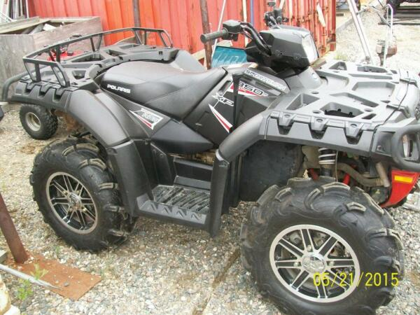 Used 2013 Other Sportsman XP 850 HO EPS LE