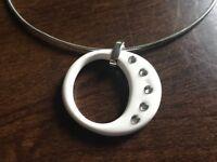 Belleek Living Designer Ceramic Necklace