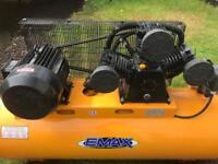 New compressor 270l
