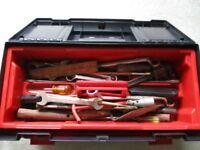 Curver Tool Box & Contents
