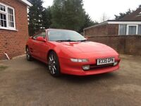 MR2 N/A Rev 4, lovely condition. Tbar Non Turbo