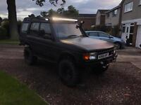 Land Rover discovery 200tdi full year MOT Ashcroft air lockers 4x4 off roader