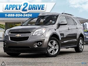 2012 Chevrolet Equinox Leather AWD Loaded
