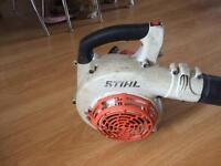 Sthill blower