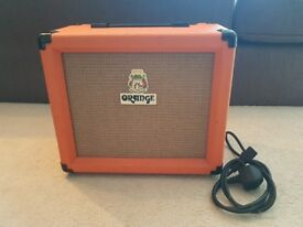 Orange Crush 15 Guitar Amp