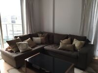COSY 3 SEATER L SHAPED SOFA