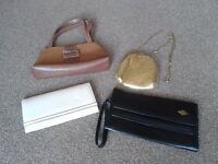 Handbags/Clutch Bag Collection.