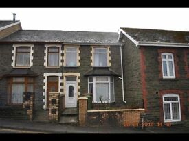Aberbargoed - 3 bed house to rent