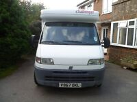 FIAT Ducato Challenger (LHD)