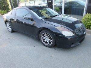 2008 Nissan Altima COUPE 3.5 SE 6-SPEED