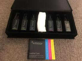 Sofology leather care kit - brand new and unopened