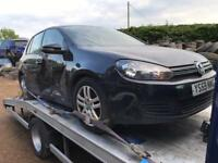 2010 VW GOLF 2.0 TDI MK6 BREAKING FOR SPARES PARTS LONDON ESSEX