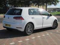 Volkswagen Golf MATCH EDITION TSI BLUEMOTION (white) 2017-04-28