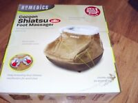 cocoon shiatsu foot massager