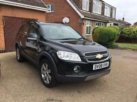 Chevrolet Captiva, diesel, 1.9- long MOT
